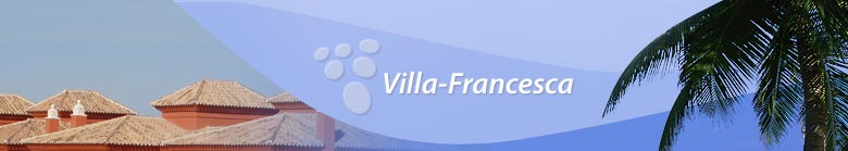 Welcome to Villa Francesca